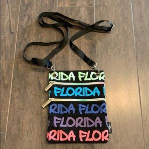KID'S ADJUSTABLE CANVAS FLORIDA BAG